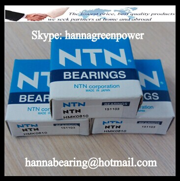 HMK0916 Drawn Cup Needle Roller Bearing 9x16x16mm
