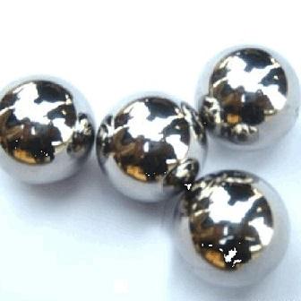 3.175mm chrome steel ball AISI52100