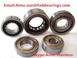 Cylindrical roller bearing MU5205TV 25*52*20.638mm