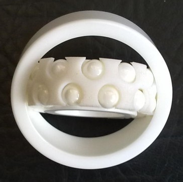 6004 Ceramics deep groove ball bearing