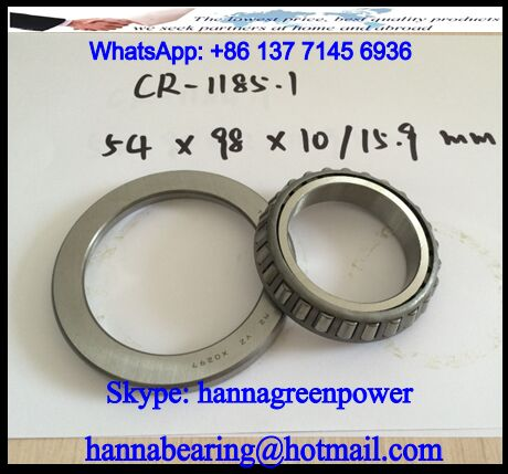 ECO-CR1185.1 BenzS300 Differential Bearing 54x98x15.9mm