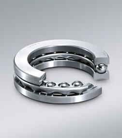 51200 single-direction thrust ball bearing 10*26*11mm
