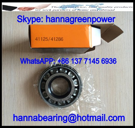 41126/41286 Inch Taper Roller Bearing 28.575x72.626x24.608mm