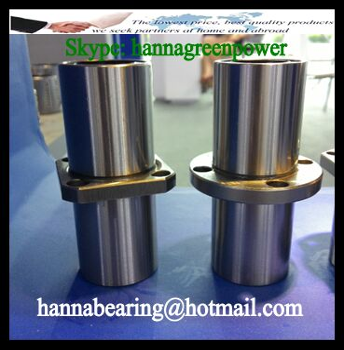 LMKM16UU Flange Linear Ball Bearing 16x28x37mm