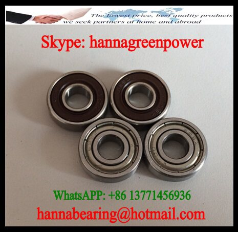 6004.2RS1.C3 Deep Groove Ball Bearing