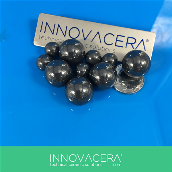 9mm,15mm G10 Silicon Nitride Ceramic Ball For Hybrid Bearing