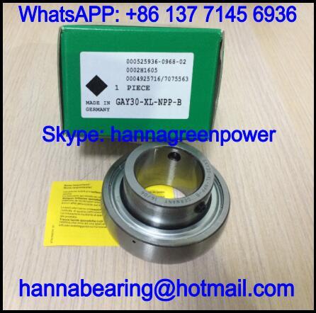 GAY50-NPP-B Radial Insert Ball Bearing 50x90x43mm