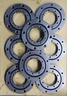 CRBE09025B high precision crossed roller bearing 90mmx210mmx25mm
