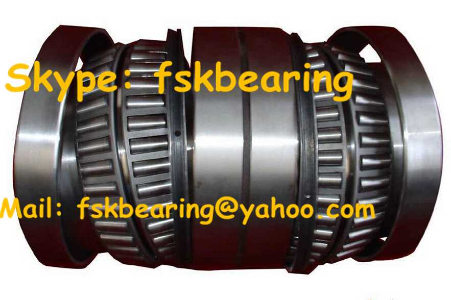 HM237546DW/HM237510 Two Row Taper Roller Bearings177.8×288.295×123.825mm