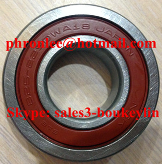 B25-229 Deep Groove Ball Bearing 25x55x15mm