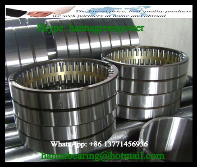 N-2802-B Cylindrical Roller Bearing 180.975x257.175x196.85mm