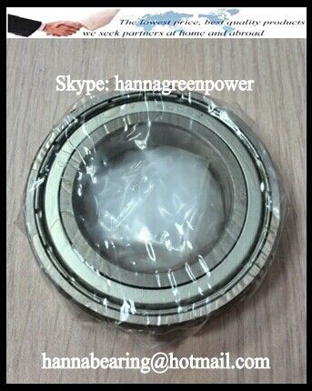 6313-2ZR-HT2 High Temperature Resistant Ball Bearing 65x140x33mm