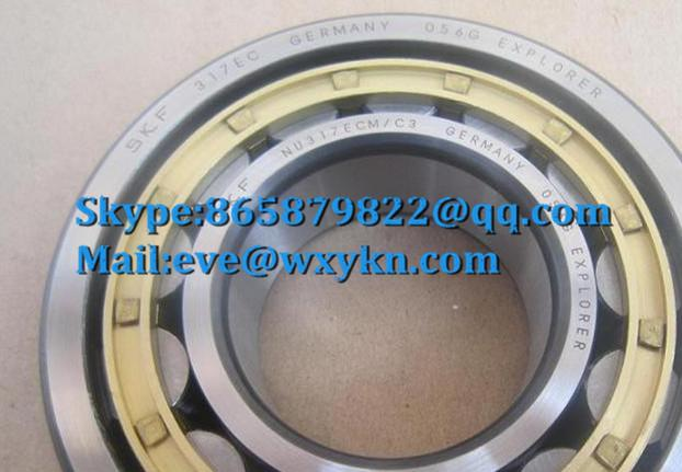 NU317ECM bearing 85x180x41mm