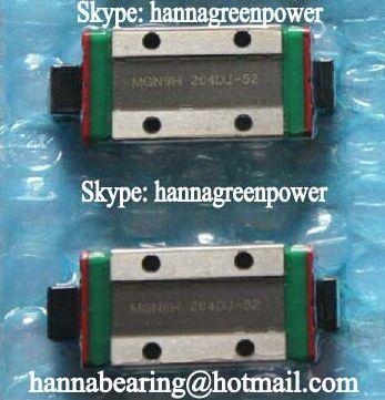 MGN 9H Miniature Linear Guideway Block 9x20x10mm