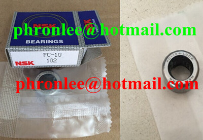 FC-8 One Way Needle Roller Clutch Bearing 8x14x12mm