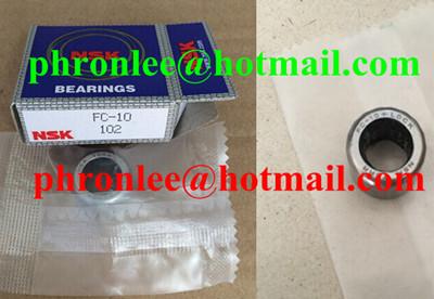FCB-20 One Way Needle Roller Clutch Bearing 20x26x26mm