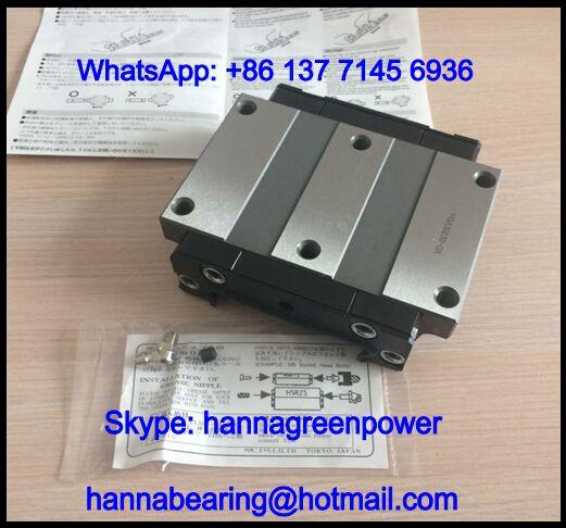 HRW60CA1UU Linear Guide Block / Slide Block 60x200x158.9mm