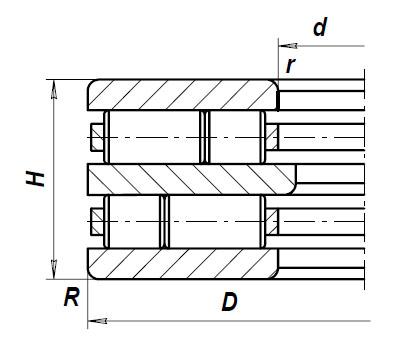 89752К Bearing