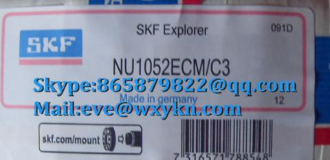 NU1052ECM bearing 260x400x65mm