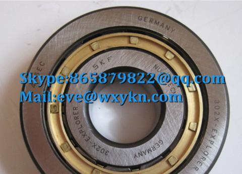 NU406ECM bearing 30x90x23mm