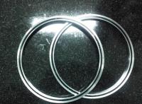 RA12008 thin section cross roller bearing ,RA12008 bearing size 120X136X8mm
