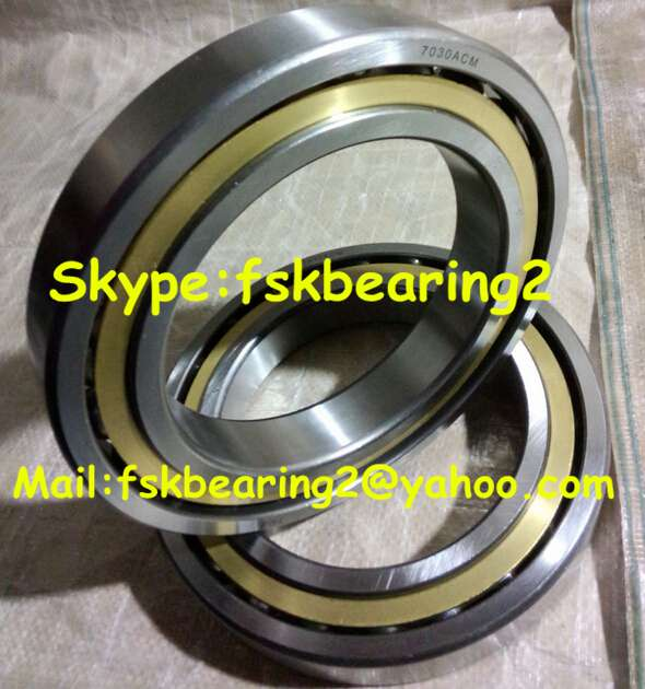 BS1747 TNI Angular Contact Ball Bearing 17x47x15mm