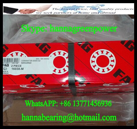 E7000138 Deep Groove Ball Bearing 190x290x31mm