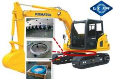 Komatsu PC227 1073*1323*112mm slewing bearing