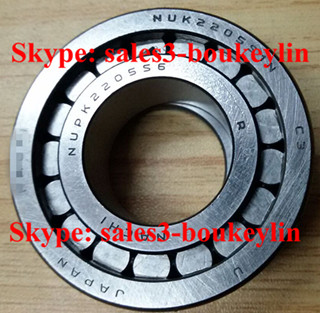 NUK2205S1N Cylindrical Roller Bearing 25x52x18mm