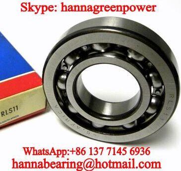 RLS6 Deep Groove Ball Bearing 19.05x47.625x14.288mm