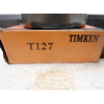TIMKEN T127 bearing